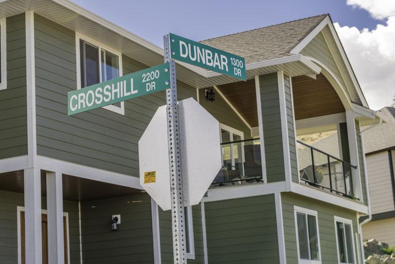 Phase 3 – Dunbar Drive